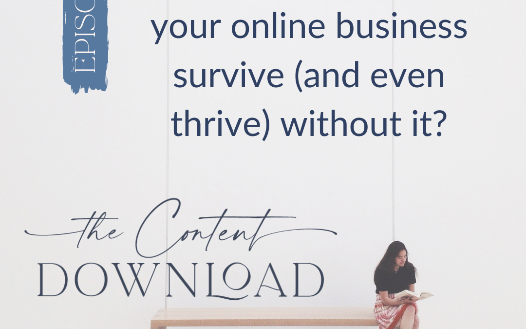 Social Media – Could Your Small Online Business Survive (and even thrive) Without It?