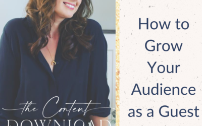 How to Grow Your Audience as a Guest Expert